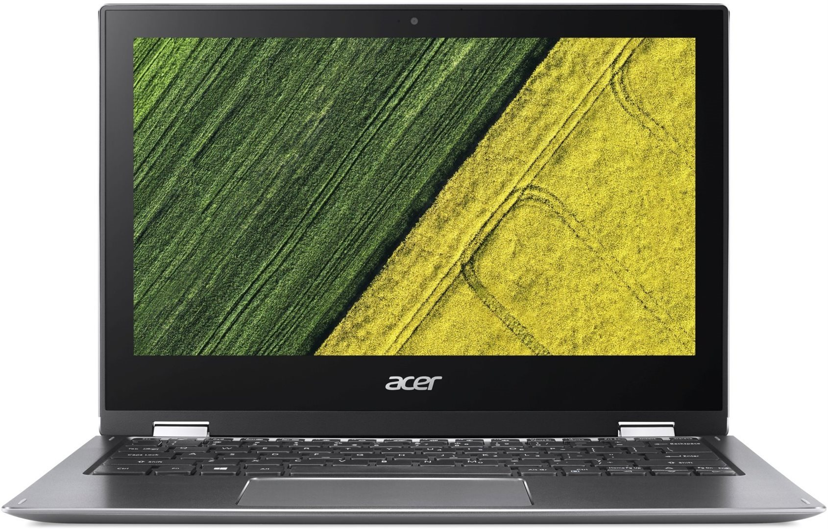 "Acer Spin 1 (SP111-34N-P8A4) Pentium Silver N5000/4GB+N/A/eMMC 64GB/HD Graphics/11.6"" Multi-touch FHD IPS/BT/W10 Home S+Office 36"