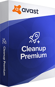 Avast CleanUp 1 PC 12 měs.