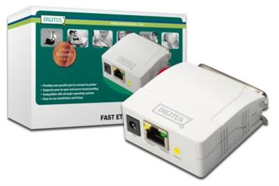 Digitus Fast Ethernet Print Server 1xCENT 36