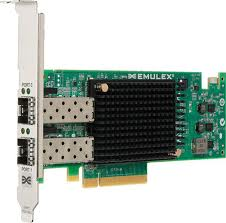 Emulex 10Gb dual port PCI-E x8,SFP+ SR optical