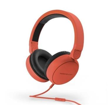 ENERGY Headphones Style 1 Talk Chili red