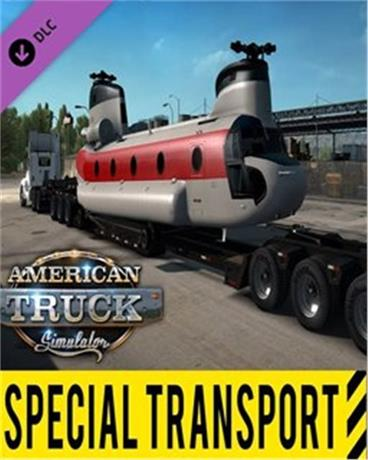 ESD American Truck Simulátor Special Transport