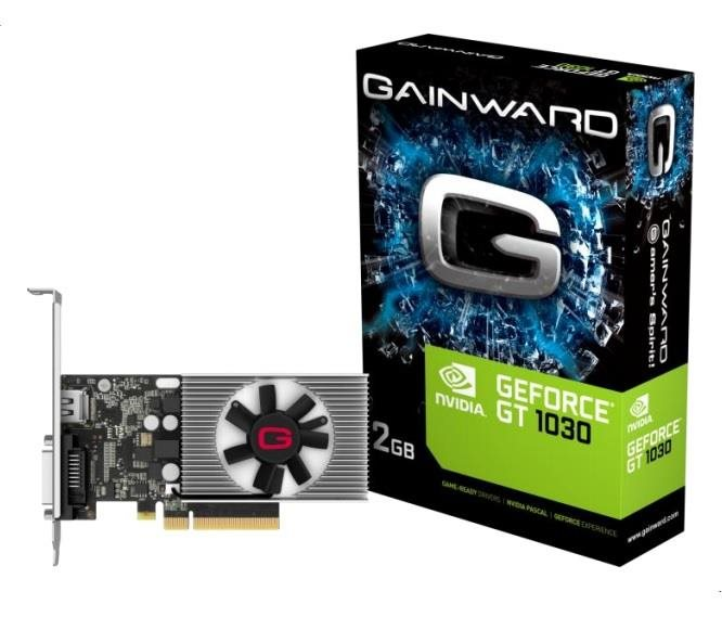 GAINWARD GeForce GT1030 2GB DDR4 HDMI DVI-D