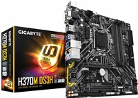 GIGABYTE H370M DS3H (rev. 1.0)