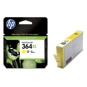 HP 364XL Yellow Ink Cart/Vivera Ink (blistr)