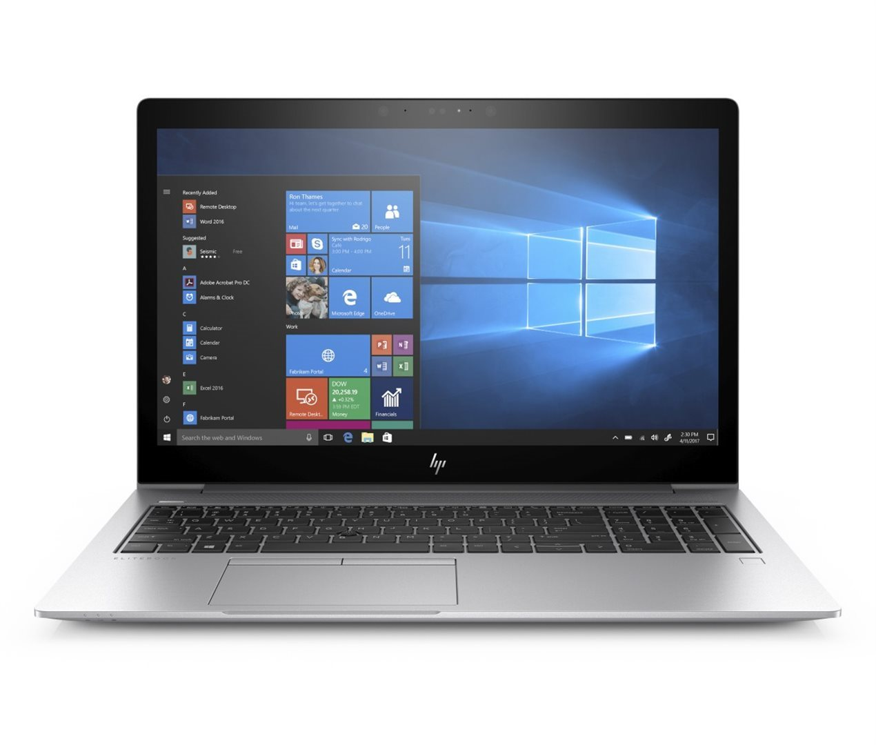 HP EliteBook 850 G5 i5-8250U/8GB/256GB SSD/15,6'' FHD/backlit keyb/Win 10 Pro