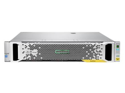 HPE StoreOnce 3520 System with 24 TB of RAW disk storage