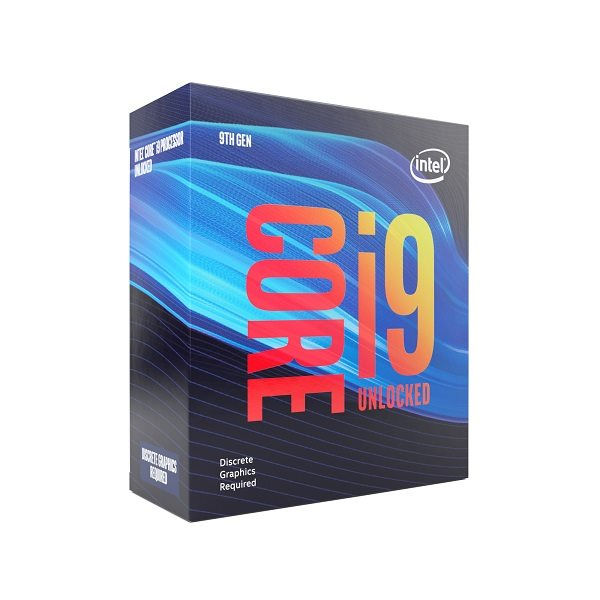 INTEL Core i9-9900KF 3.6GHz/8core/16MB/LGA1151/No Graphics/overclocking/bez chladiče
