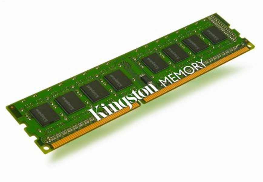 KINGSTON DDR3 8GB 1333MHz DDR3 Non-ECC CL9 DIMM STD Height 30mm