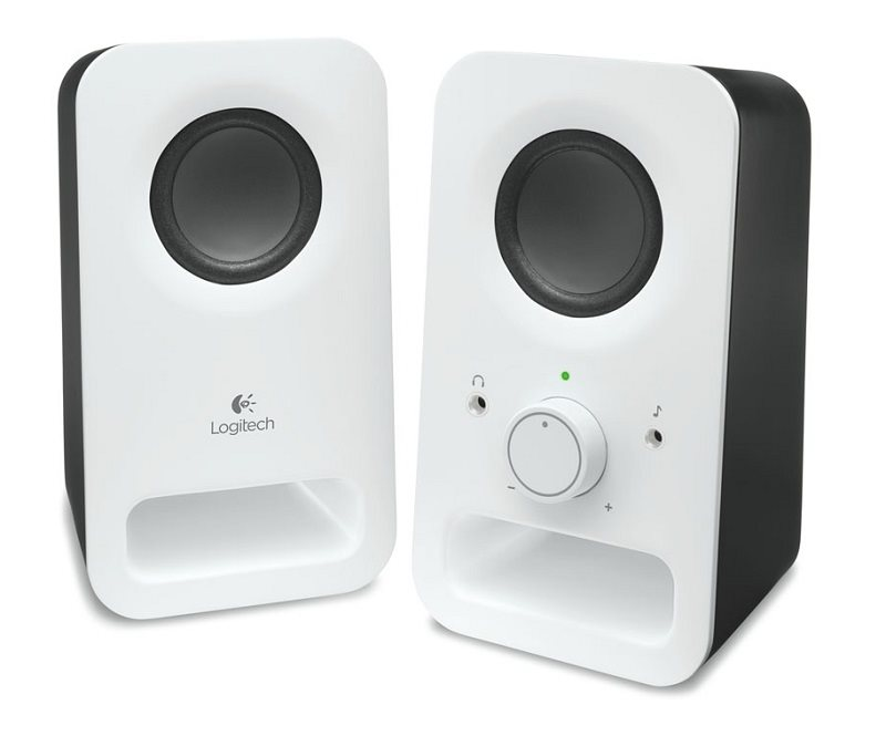 Logitech Z150 Speakers white