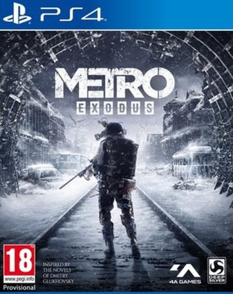 Metro: Exodus - Day 1 Edition PS4 (15.2.2019)
