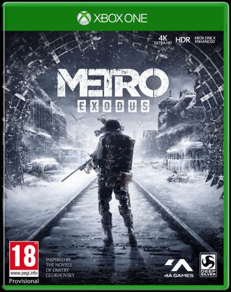 Metro: Exodus - Day 1 Edition XONE (15.2.2019)