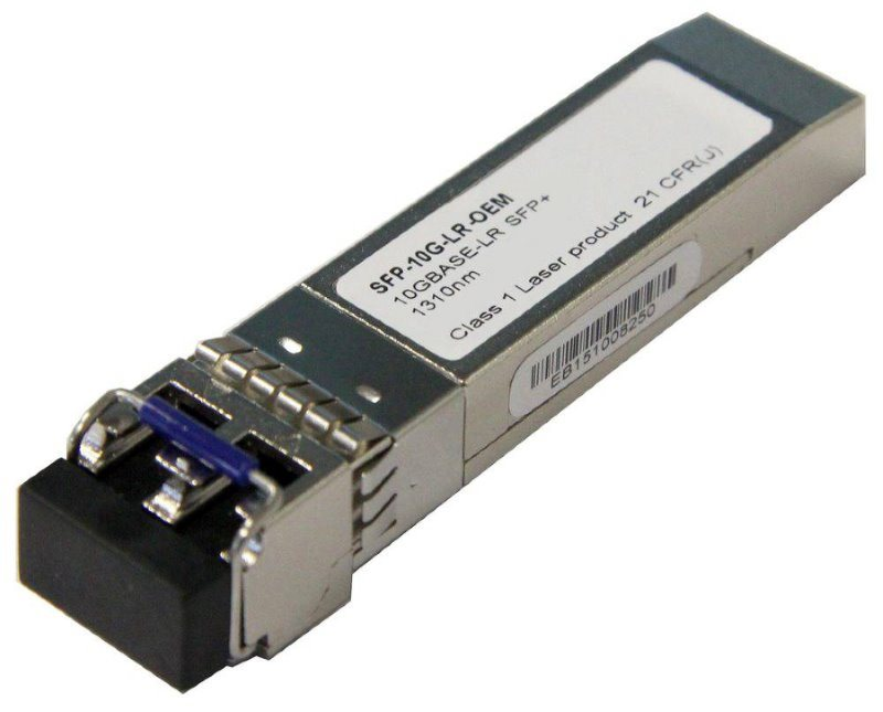 OEM Cisco compatible, 10GBase-LR, SM, 1310nm, DDM, 10km