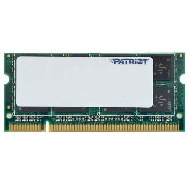 PATRIOT Signature 8GB DDR4 2666MHz / SO-DIMM / CL19 /