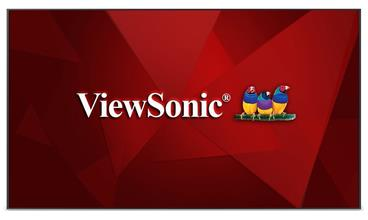 "ViewSonic Flat Display CDE9800/ 98""/4K/ LCD/ 3840 x 2160/ 5ms/ 500cd/ 1x VGA/ 3xHDMI / 2x USB/ 1x RS232"