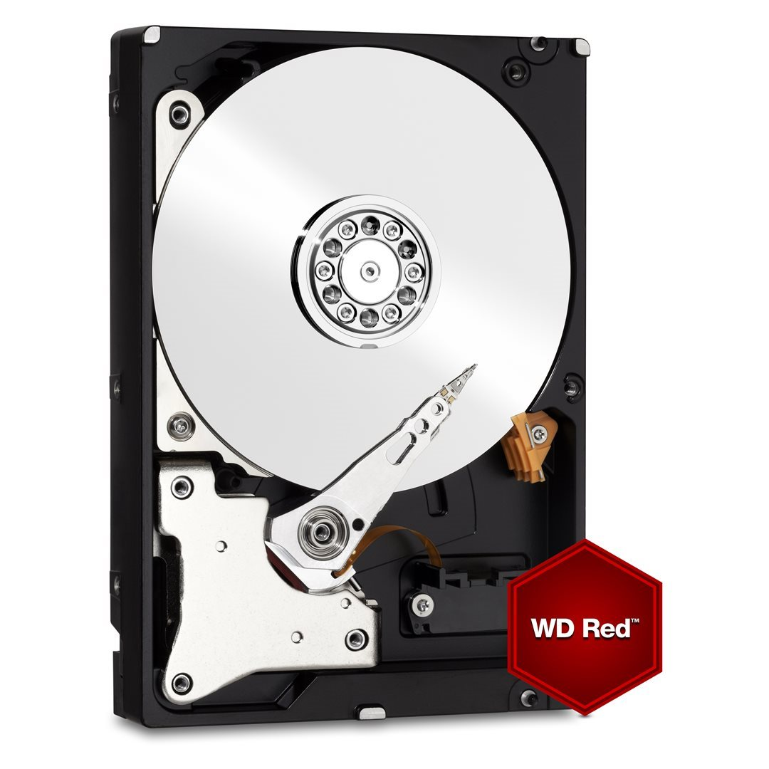 "WD Red WD40EFRX 4TB HDD 3.5"", SATA/600, IntelliPower, 64MB, 24x7, NASware™"